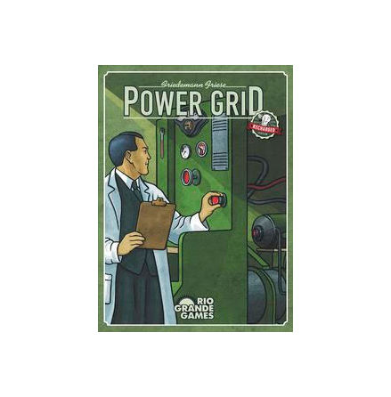 Power Grid Recharged (Q1-2 2019)