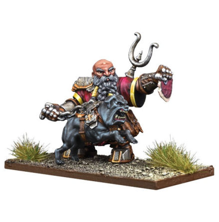 VANGUARD: Dwarf Support Pack: Mastiff Packmaster