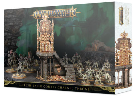 FLESH-EATER COURTS CHARNEL THRONE