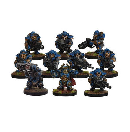 Forge Father Stormrage Veterans Section (10 Figures)
