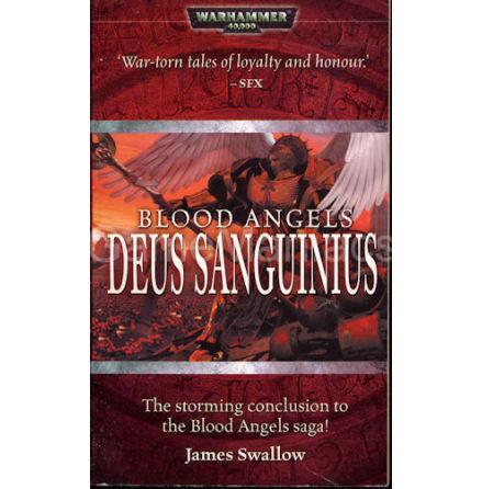 BLOOD ANGELS: DEUS SANGUINIUS
