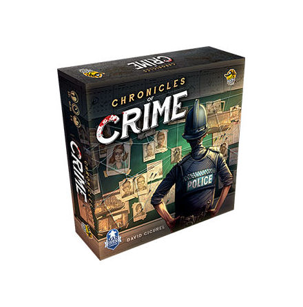 Chronicles of Crime - base game