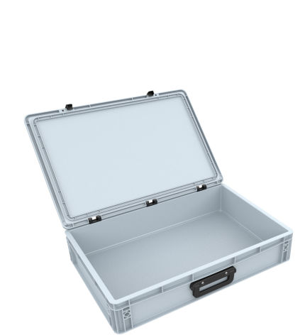 DSEB115G Euro Container Case with handle ED 64/12 1G