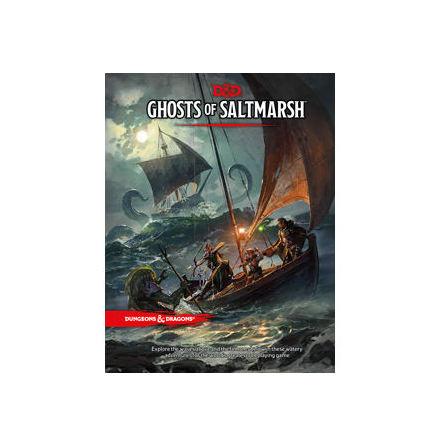 D&D 5th ed: Ghosts of Saltmarsh (Release 2019-05-21)