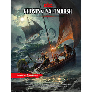 D&D 5th ed: Ghosts of Saltmarsh
