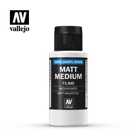 MATT MEDIUM (60 ml)