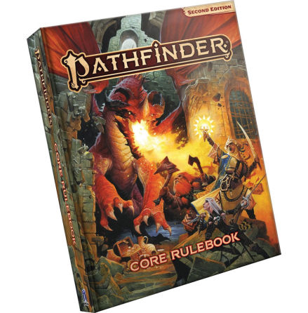 Pathfinder Core Rulebook P2