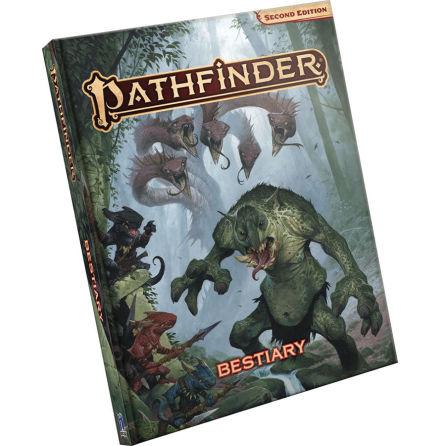 Pathfinder Bestiary P2