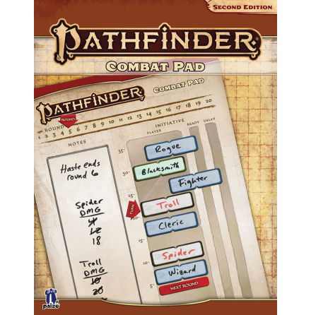 Pathfinder Combat Pad P2