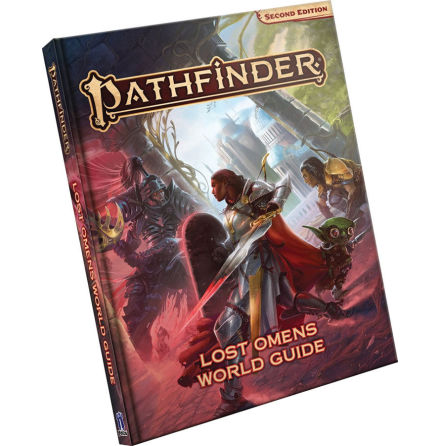 Pathfinder Lost Omens World Guide P2