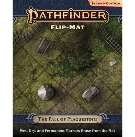 Pathfinder Flip-Mat Fall of Plaguestone