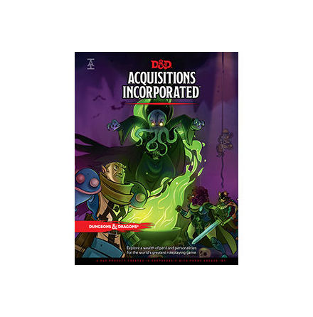 D&D 5th Acquisitions Incorporated