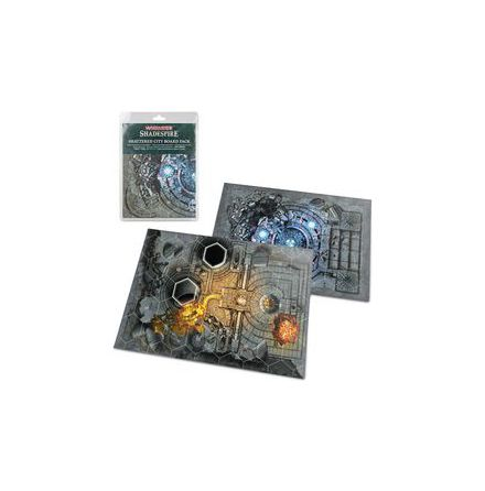 SHADESPIRE: SHATTERED CITY BOARDS