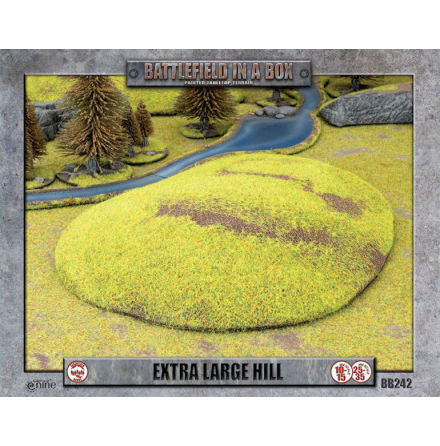 Extra Large Hill (x1) - 15mm/30mm scale