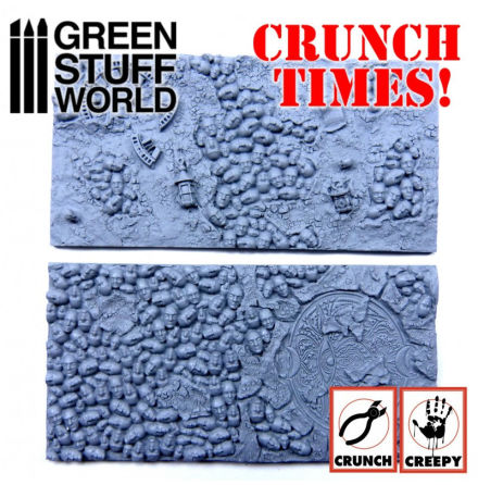 Death Faces - Crunch Times!