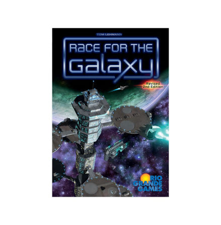 Race for the Galaxy 2nd ed
