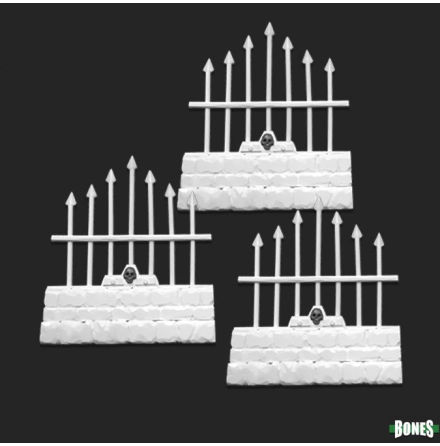 Graveyard Short Fences (3)