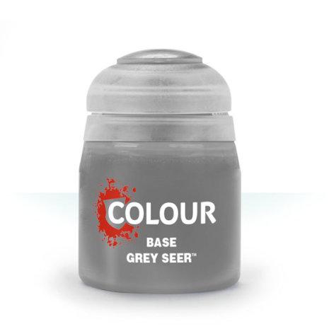 Citadel Base: Grey Seer (12ml)