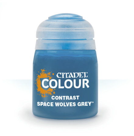 Citadel Contrast: Space Wolves Grey (18ml)