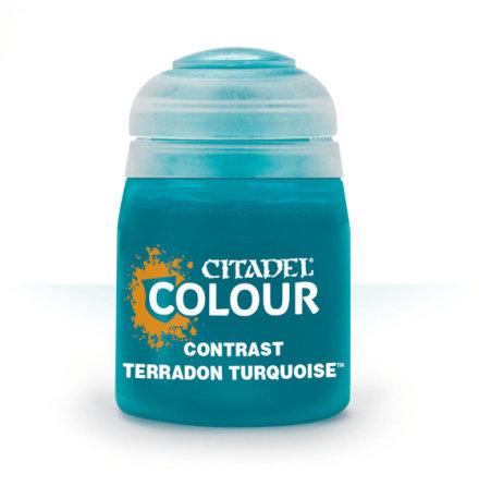 Citadel Contrast: Terradon Turquoise (18ml)