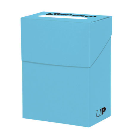 Deck Box Light Blue