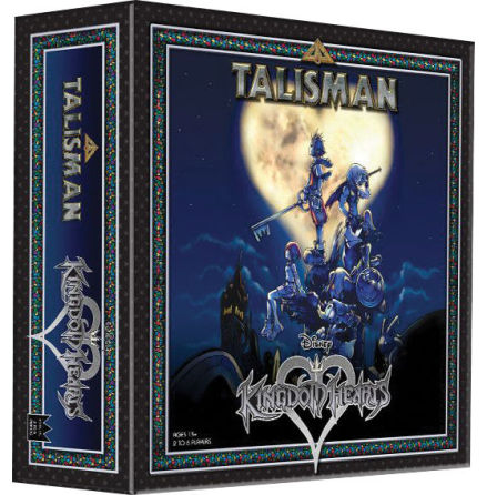 Disney Kingdom Heart Talisman