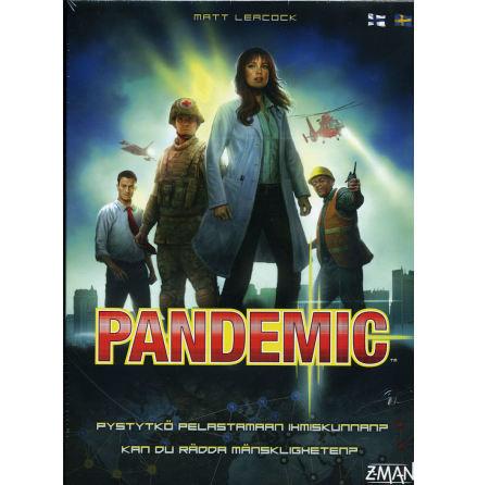 Pandemic (Svensk/Finsk Version)