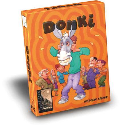 Donki / Who´s the Ass? (Svensk Version)