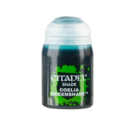 Citadel Shade: Coelia Greenshade (24 ml)