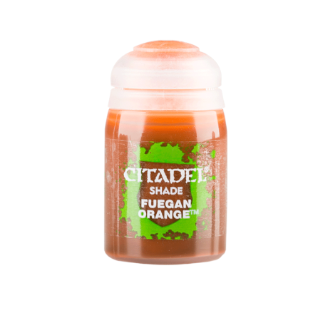 Citadel Shade: Fuegan Orange (24 ml)