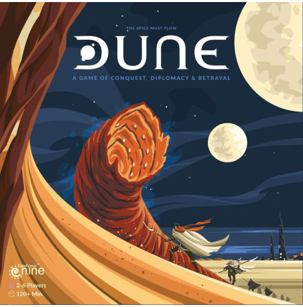 DUNE: The boardgame (Release prel slutet av September)