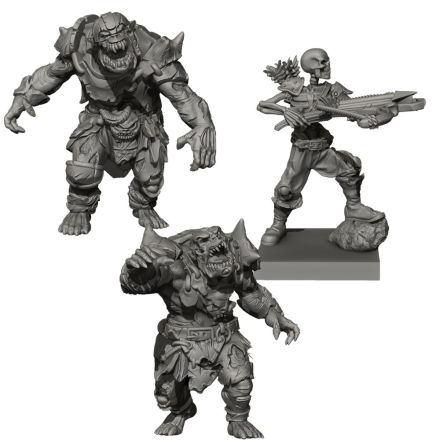 VANGUARD: Undead Reinforcement Pack