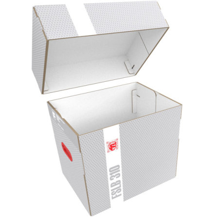 FELDHERR STORAGE BOX FSLB310 EMPTY