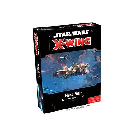 X-wing: Huge Ship Conversion Kit (OBS! Endast förbokning)