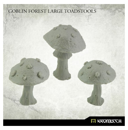 Goblin Forest Large Toadstools