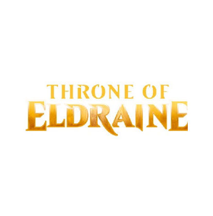 Magic Throne of Eldraine Booster