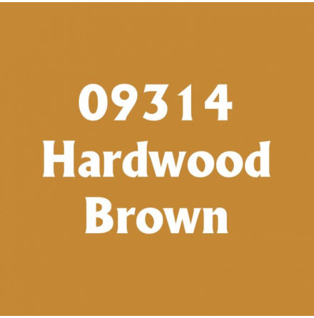 HEARTWOOD BROWN
