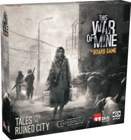 This War of Mine Tales From Ruined City