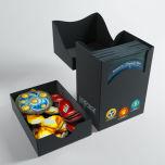 Keyforge Gemini Deck Box Black