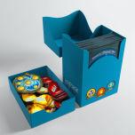 Keyforge Gemini Deck Box Blue
