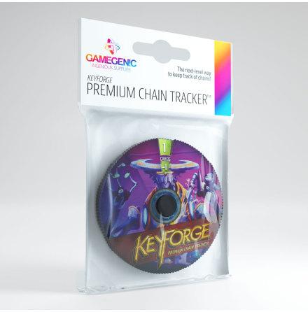 Keyforge Premium Chain Tracker Dis