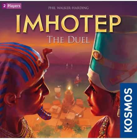 Imhotep: The Duel (EN)