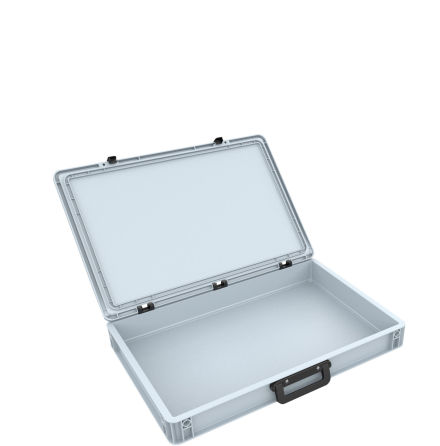 DSEB070G EUROCONTAINER CASE / EURO BOX WITH HANDLE ED 64/75 1G