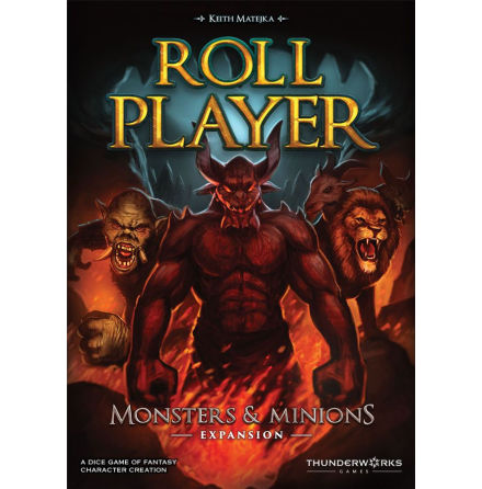 Roll Player Monsters & Minions Exp.