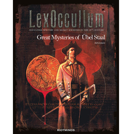 LexOccultum Great Mysteries Ubel Staal