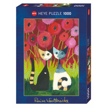 Wachtmeister, Poppy Canopy Standard 1000 pieces