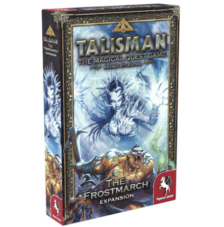 Talisman: The Frostmarch (Nytryck 2019)