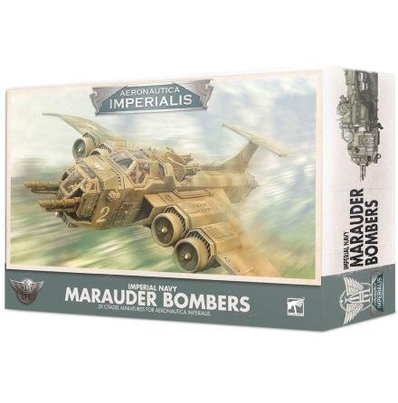 AERONAUTICA IMPERIALIS: IMPERIAL NAVY MARAUDER BOMBERS