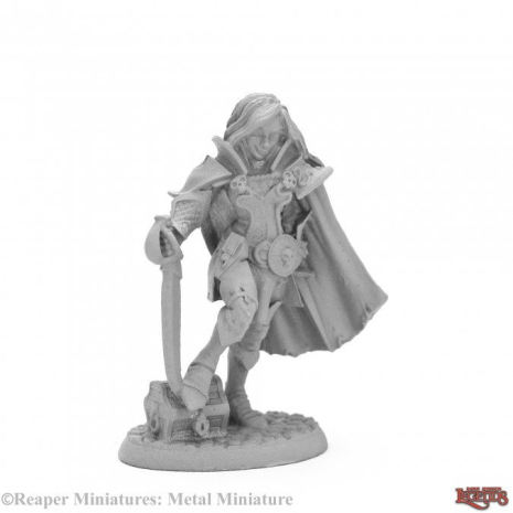 REAPERCON ICONIC: BLOOD WOLVES SWASHBUCKLER