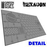 Rolling Pin Hexagons